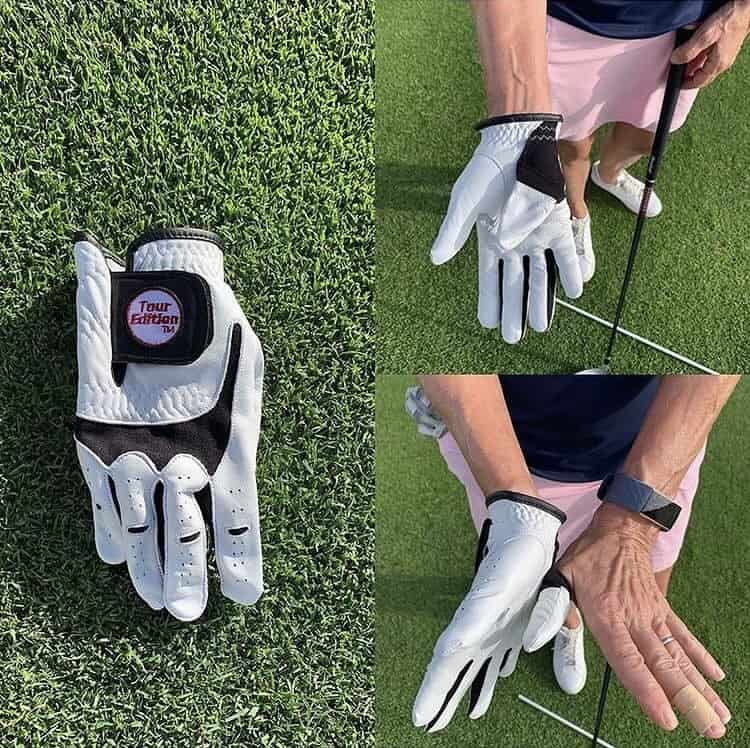 Announcing the Launch of the Tour Edition 6 Finger Golf Glove from Nassau Golf